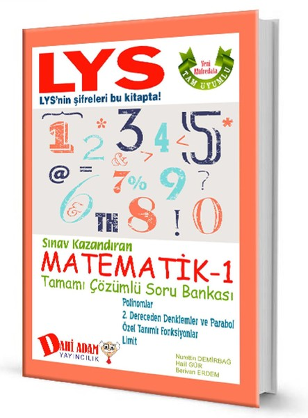 LYS Matematik 1 Tamamı Çözümlü Soru Bankası.pdf
