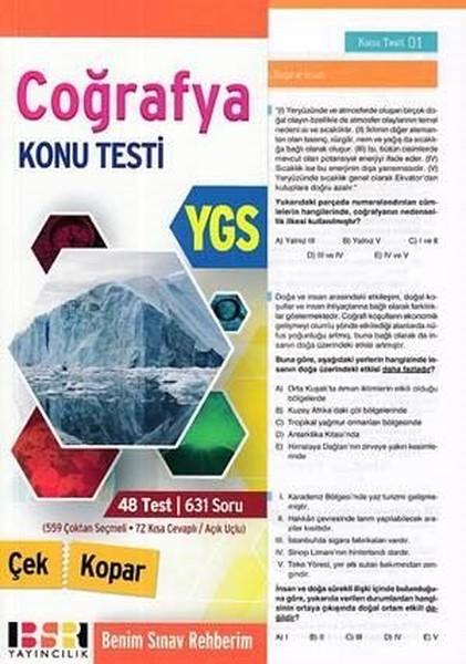 YGS Coğrafya Konu Testi.pdf