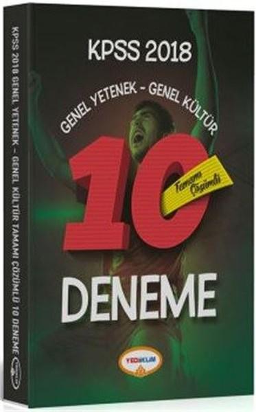 KPSS 2018 Genel Yetenek Genel Kültür 10 Deneme.pdf