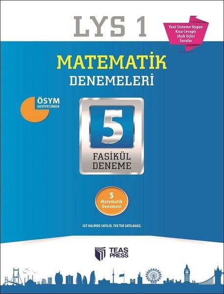 LYS 1 Matematik Denemeleri 5 Fasikül Deneme.pdf