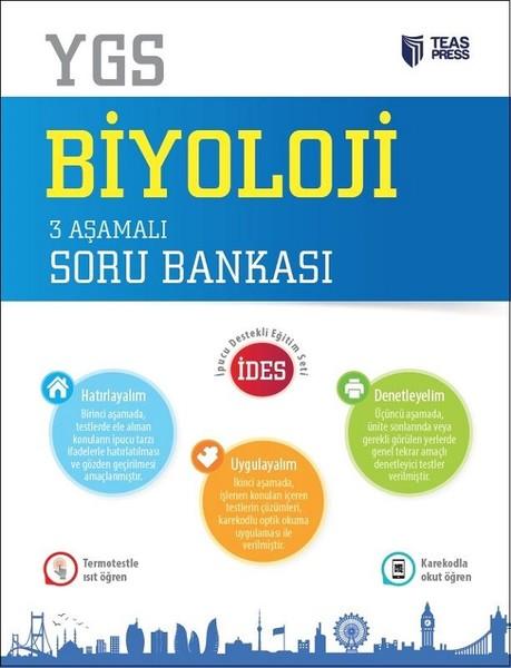 YGS Biyoloji 3 Aşamalı Soru Bankası.pdf