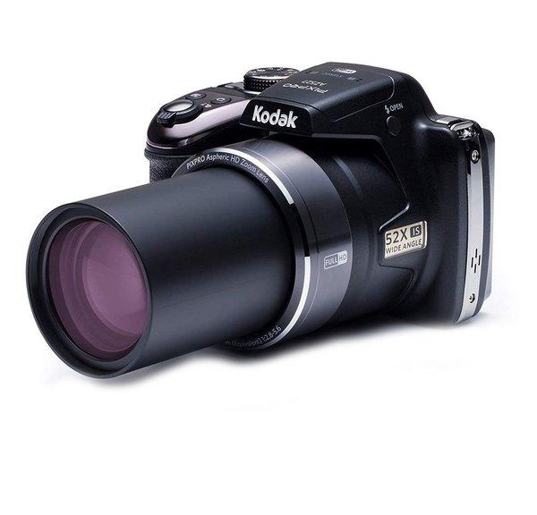 Kodak Pixpro AZ527 20MP, 52x Optik Zoom,Wi Fi Dijital Fotoğraf...