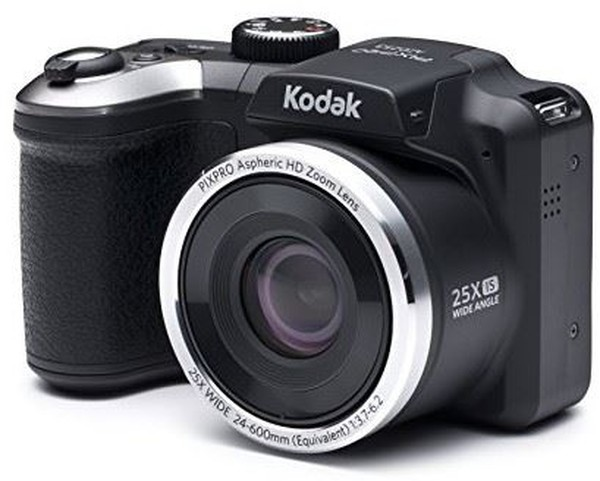 Kodak Pixpro AZ252 16MP, 25x Optik Zoom Dijital Fotoğraf Makinesi...