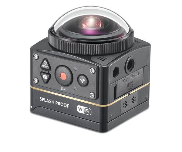 Kodak Pixpro SP3604K VR Extreme Pack 360 Derece Aksiyon Kamerası