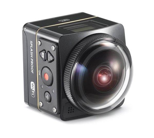 Kodak Pixpro SP3604K VR Aqua Pack 360 Derece Aksiyon Kamerası