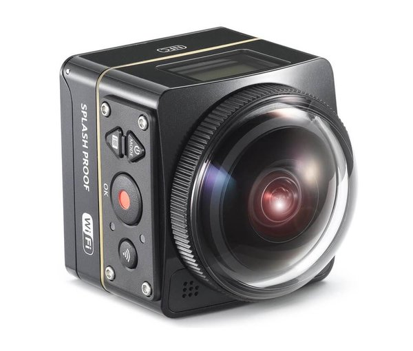 Kodak Pixpro SP3604K VR Explorer Pack 360 Derece Aksiyon Kamerası