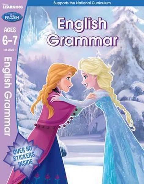 Disney Learning: Frozen – English Grammar.pdf