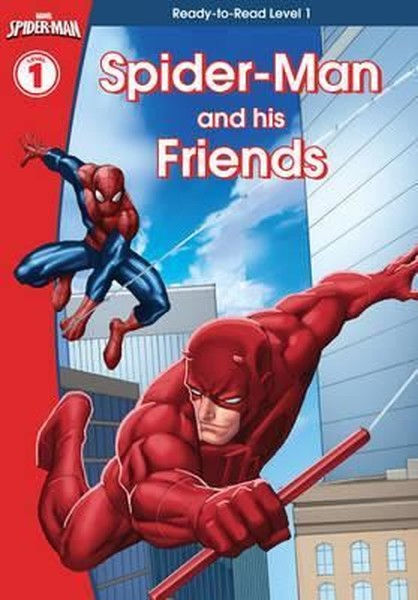 Marvel Learning: Spider-Man - Spider-Man and His Friends.pdf