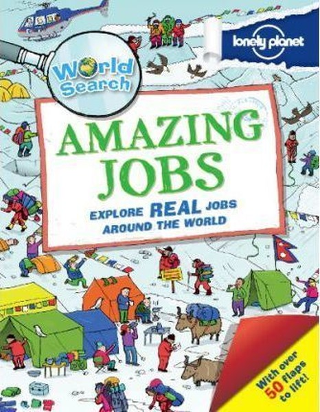 World Search - Amazing Jobs (Lonely Planet Kids).pdf