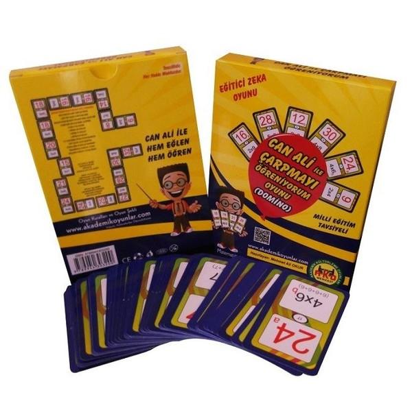 Eğitici Zeka Oyunu-Can Ali ile Çarpmayı Öğreniyorum Oyunu Domino.pdf