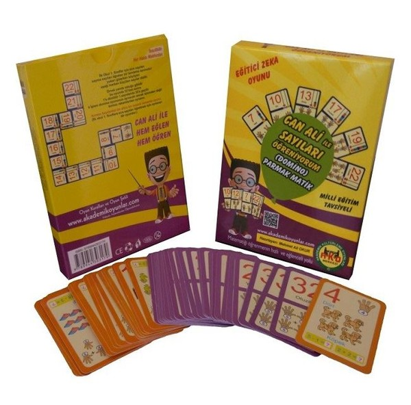 Eğitici Zeka Oyunu-Can Ali ile Sayıları Öğreniyorum Domino.pdf
