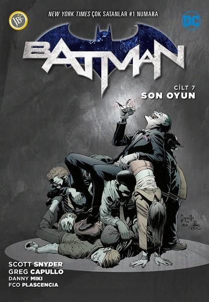 Batman Cilt 7-Son Oyun.pdf