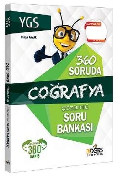 YGS 360 Soruda Coğrafya Çözümlü Soru Bankası.pdf