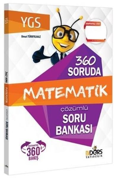 YGS 360 Soruda Matematik Çözümlü Soru Bankası.pdf