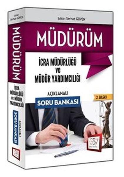 2016 Müdürüm İcra Müdür ve Müdür Yardımcılığı Soru Bankası.pdf