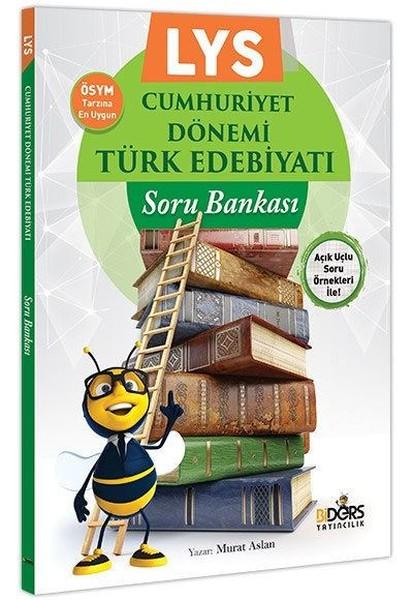 LYS Cumhuriyet Dönemi Türk Edebiyatı Soru Bankası.pdf