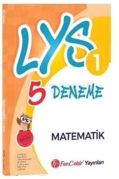 LYS 1 Matematik 5 Deneme Sınavı.pdf