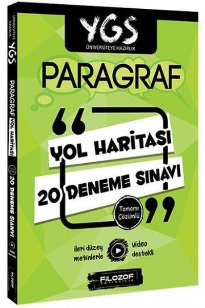 YGS Paragraf Yol Haritası 20 Deneme Sınavı.pdf