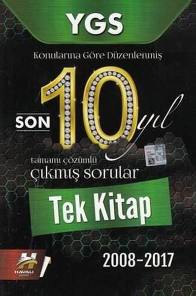 YGS Son 10 Yıl Tek Kitap Çözümlü Çıkmış Sorular.pdf