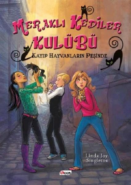Meraklı Kediler Kulubü-Kayıp Hayvanların Peşinde.pdf