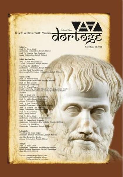 Dörtöğe Sayı 10 Felsefe ve Bilim Tarihi Yazıları.pdf