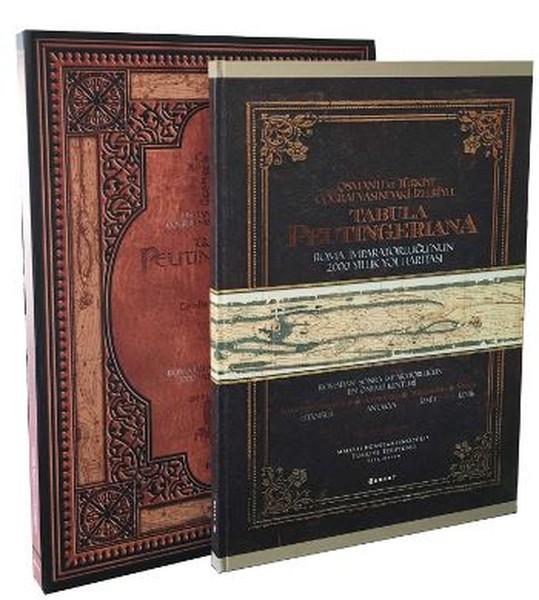 Osmanlı ve Türkiye Coğrafyasındaki İzleriyle Tabula Peutingeriana Roma İmparatorluğunun 2000 Yıllık.pdf