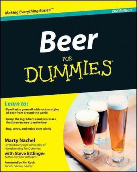 Beer For Dummies, 2nd Edition.pdf