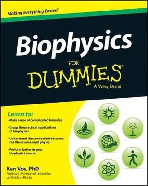 Biophysics For Dummies.pdf