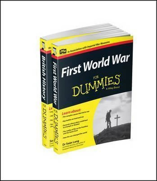 History For Dummies Collection - First World War For Dummies/British History For Dummies, 3rd Editio.pdf