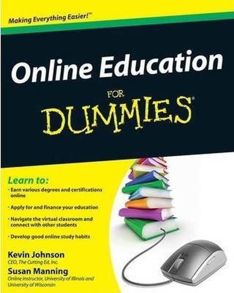 Online Education For Dummies.pdf