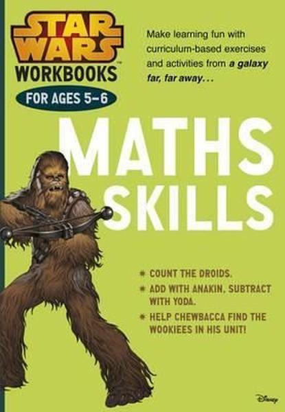Star Wars Workbooks: Maths Skills Ages 5-6.pdf
