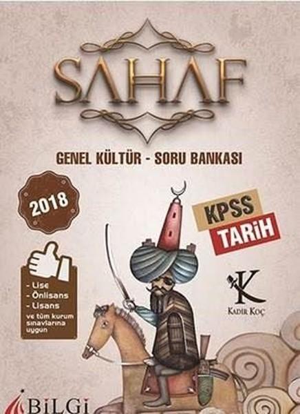 2018 KPSS Sahaf Tarih Genel Kültür Soru Bankası.pdf