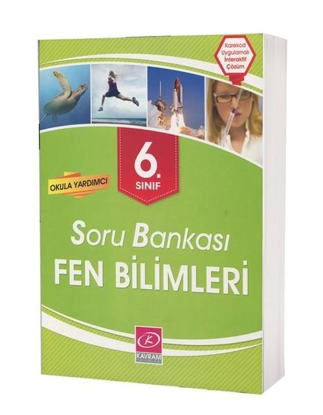 6.Sınıf Fen Bilimleri Soru Bankası-Karekod Video Çözümlü.pdf
