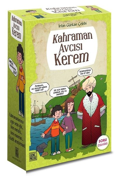 Kahraman Avcısı Kerem-5 Kitap Set.pdf