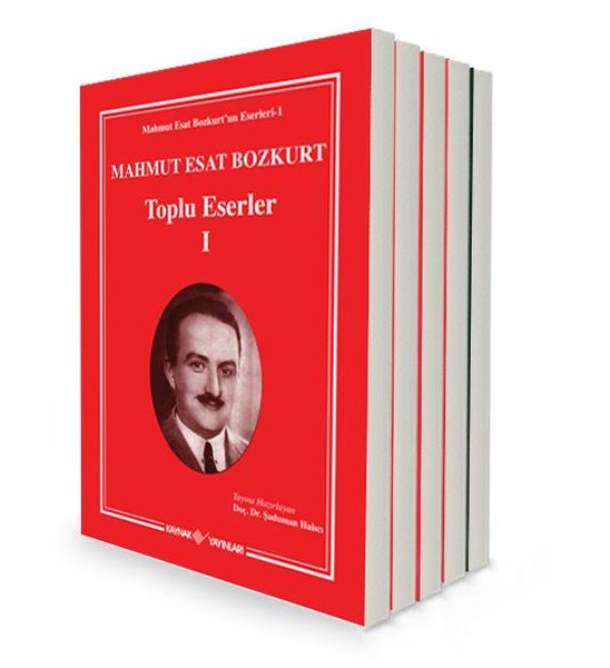 Mahmut Esat Bozkurt Toplu Eserler Seti - 5 Kitap Takım.pdf