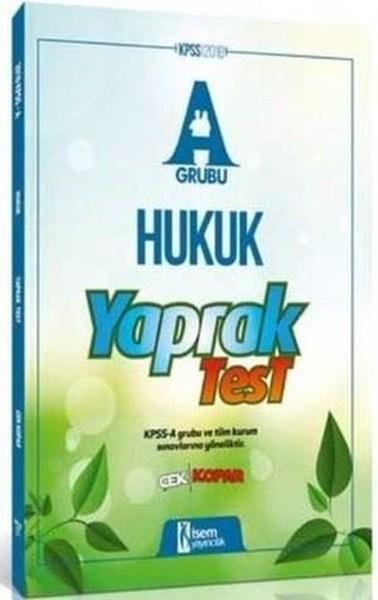 KPSS A Grubu Hukuk Yaprak Test.pdf