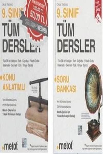 9.Sınıf Tüm Dersler Konu Anlatımlı Soru Bankası-2 Kitap Takım.pdf