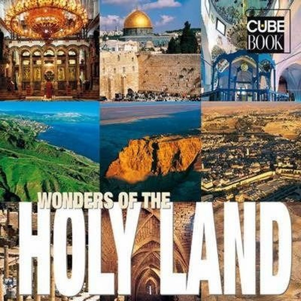 Wonders of the Holy Land: Cube Book (Cube Books).pdf