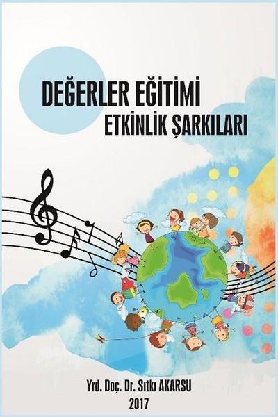 Değerler Eğitimi Etkinlik şarkıları Kitap Müzik Dvd çok Satan