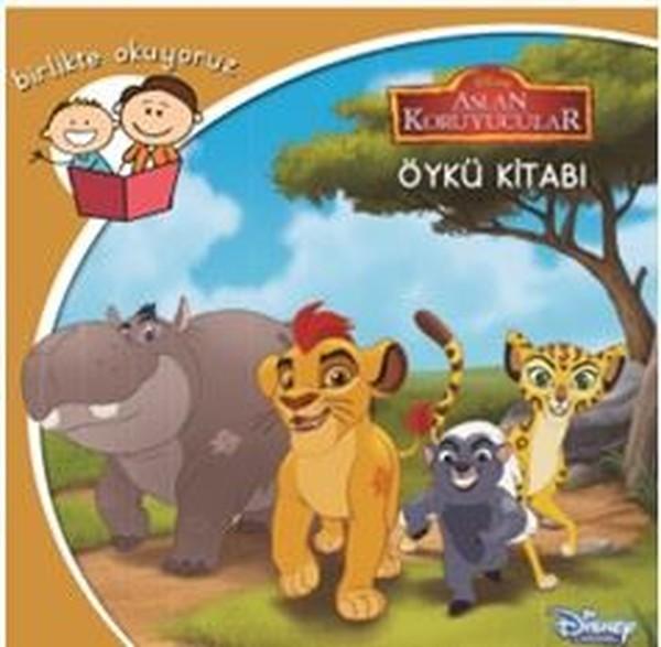 Aslan Koruyucular-Disney Birlikte Okuyoruz.pdf