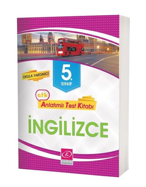 5.Sınıf İngilizce Anlatımlı Test Kitabı.pdf