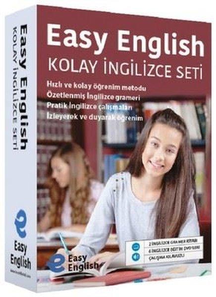Easy English Kolay İngilizce Eğitim Seti.pdf