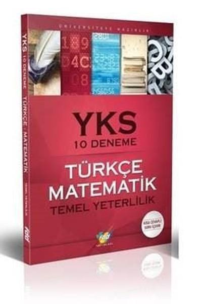 YKS Türkçe Matematik 10 Deneme Temel Yeterlilik.pdf
