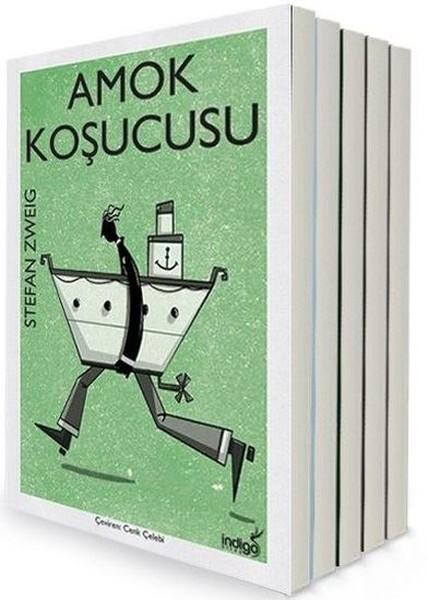 Modern Dünya Klasikleri Seti 2 5 Kitap Takım Kolektif Fiyatı