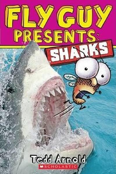 Fly Guy Presents: Sharks (Scholastic Reader, Level 2).pdf