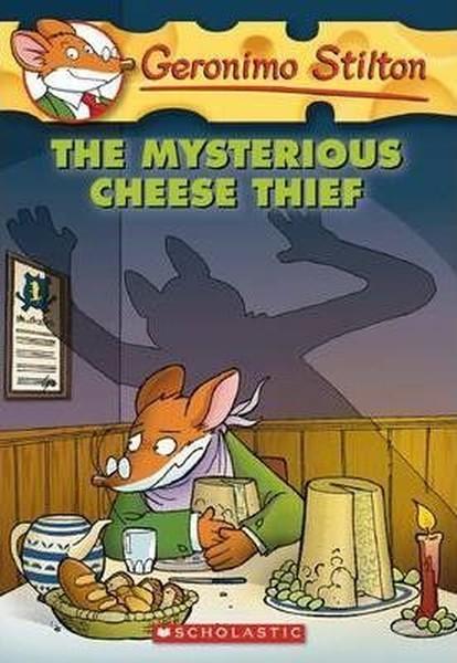 The Mysterious Cheese Thief (Geronimo Stilton, No. 31).pdf