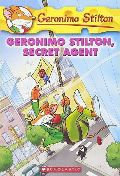 Geronimo Stilton, Secret Agent (Geronimo Stilton, No. 34).pdf
