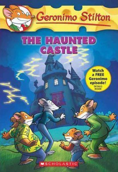 The Haunted Castle (Geronimo Stilton, No. 46).pdf