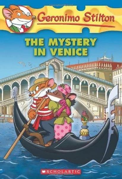 The Mystery in Venice (Geronimo Stilton, No. 48).pdf