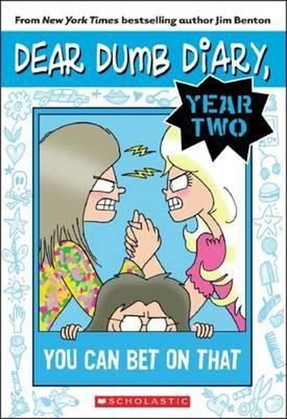 Dear Dumb Diary Year Two #5: You Can Bet on That.pdf